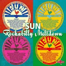 Sun Rockabilly Meltdown [CD]