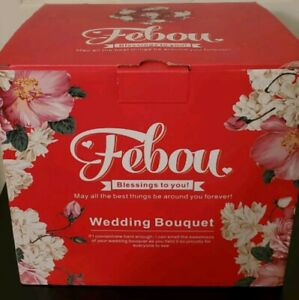 Fabou Wedding Purple & White