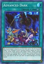 3x SHVA-EN056 Advanced Dark Super Rare 1st Edition YuGiOh Cards