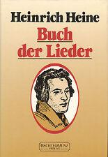 BUCH DER LIEDER - Heinrich Heine (HERAUSGABE 1989)