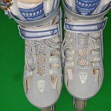 Rollerblade Ladies Aero 6 W Size 8 W Us 80Mm Inline Training Skates