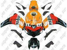 Orange/Red/WhiteABS Fairing Bodywork Injection Kit For Honda CBR1000RR 2008~2011