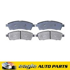 FORD F250 - F350 SUPER DUTY REAR BRAKE PADS 1999 - 2004  # D757MX