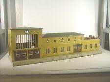 Bahnhof aus Blech - Märklin  419 .1 HO Fertigmodell  #1615   #E - gebr.