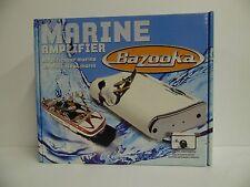 Bazooka MA1600D Marine Monoblock Class D Amplifier 600 Watts Max Power Handling