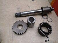 Honda 100 XR XR100R XR100-R Engine Kickstarter Shaft 1983 SM409 wd