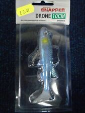 Korum Snapper Drone Lure Silverfish 10cm
