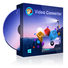 DVDFab Video Converter - 6 Months License for Windows 7/8/10 - Instant Delivery