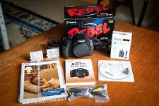 Canon 600D - EOS RebelT3i