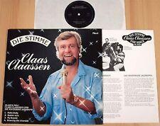 """CLAAS CLAASSEN & RIVERBOAT - Die Stimme  (PRIVATPRESSUNG 1986 / 12""""-MAXI / MINT)"""