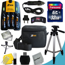 Ultimate Accessory Kit fr Nikon Coolpix L330 L320 L310 L30 L28 L26 L120 L110