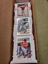 2021 Topps Pro Debut Baseball Card Base Singles - Create Own Lot