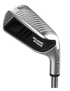 Square Strike Wedge- Black | Pre-Owned