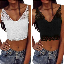 Unbranded Lace V Neck Petite Tops & Shirts for Women