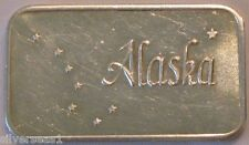 ALASKA BIG DIPPER GREATHOUSE FROSTED REVERSE TYPE 8 GREAT NORTHERN SILVER BAR