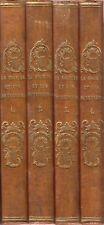 Capefigue: La Société et les Gouvernements de l'Europe (4 Bde.) 1849