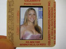 More details for original press promo slide negative - mariah carey - 2000 - a