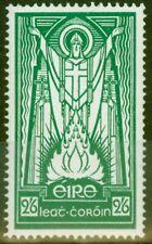 More details for ireland 1943 2s6d emerald green sg123 v.f mnh