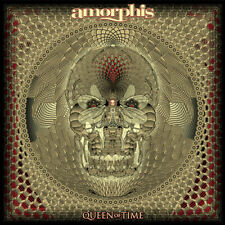 Amorphis - Queen Of Time [New Vinyl LP] Colored Vinyl, Red