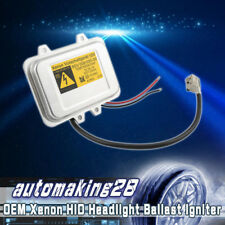 Xenon Headlight Ballast Control Unit & Harness 12767670 for VW Cadillac Escalade