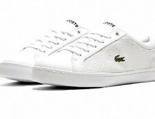 c56e8edda Kids Lacoste Straightset Lace 118 1 Fle Caj SNEAKERS Trainers White UK 2