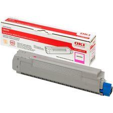 Cartuccia Toner Magenta OKI 43487710 ORIGINALE per C8600 C8800 ~6.000 pagine