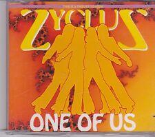 Zyclus-One Of Us cd maxi single eurodance
