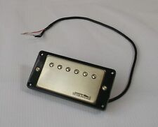 PICK UP WILKINSON Humbucker Gibson platinum paf completo manico