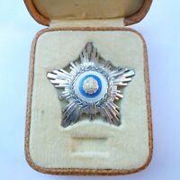 Romania communist RPR - ORDER OF THE STAR OF ROMANIA, instituted in 1948