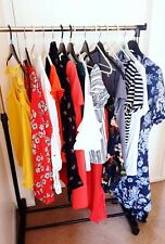 10 Ladies Summer Dresses Tops Clothing Bundle FAT FACE TOPSHOP NEW LOOK Size 12