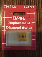 Empire Replacement Diamond Stylus 7956ED Stylus ND-1376 Sony VL-37G