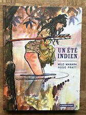 Un été indien Par Milo Manara, Hugo Pratt