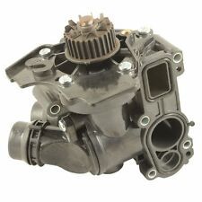 For Audi A4, A4 Quattro 2007-2015 New Water Pump Thermostat Assembly 06H121026T