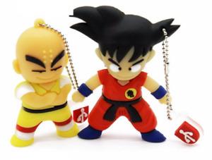 Son Goku Dragonball Z USB Stick 32 GB Figur Geschenk Idee versteckter Speicher