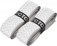 Victor Fishbone Grip weiß 2er Pack Griffband für Badminton-Tennis-Squash