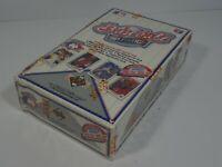 1991 Edition Upper Deck MLB Baseball Sealed Hobby Box of Trading Cards