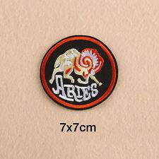 2 Sizes Iron on Patches for Clothing Unicornstickers Unicorn Custom Badges Oxhead