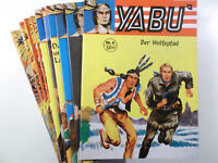 Auswahl : YABU Comic Heft # 1 - 64 ( CCH 1996 - 2001 ) Zustand 1