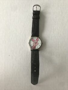 Timex Disney Pooh Piglet Quartz Watch Timex Leather Bands