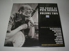 Pete Seeger Where Have All The Flowers Gone? Volume Two 2XLP sealed Mint UK ed