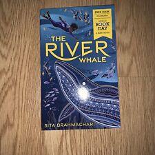 The River Whale World Book Day 2021 by Sita Brahmachari 9781510109148