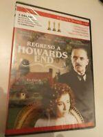 Dvd  Regreso a howard end con hopking y thompson (PRECINTADO)