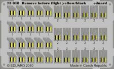 Aviones militares de automodelismo y aeromodelismo negros de escala 1:72
