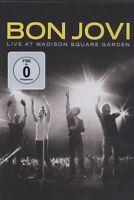 "BON JOVI ""LIVE AT MADISON SQUARE GARDEN"" DVD NEU"