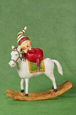 Lori Mitchell™ - Rocking Around the Christmas Tree - Kids Horse Ride - 11038