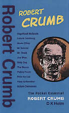 ROBERT CRUMB (Pocket Essentials), D K Holm, New Book