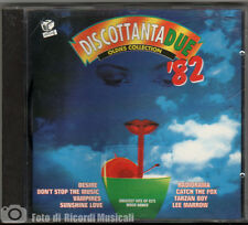 DISCOTTANTADUE 82 Radiorama/Dj Gang/Lee Marrow