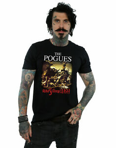 The Pogues Men's Rum Sodomy And The Lash T-Shirt