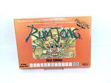 New Rum-Jong MAH JONG. Strategy Bluff And Luck Game