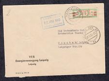 H 4.2  DDR. Dienst...B Nr:.31 auf Brief gestempelt